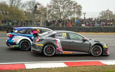BTC RACING LEADS THE WAY AFTER BTCC OPENER AT BRANDS HATCH