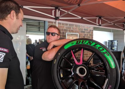 Ben Taylor Tyre Strategy