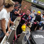 Snetterton 2019, Double Podium for BTC Racing