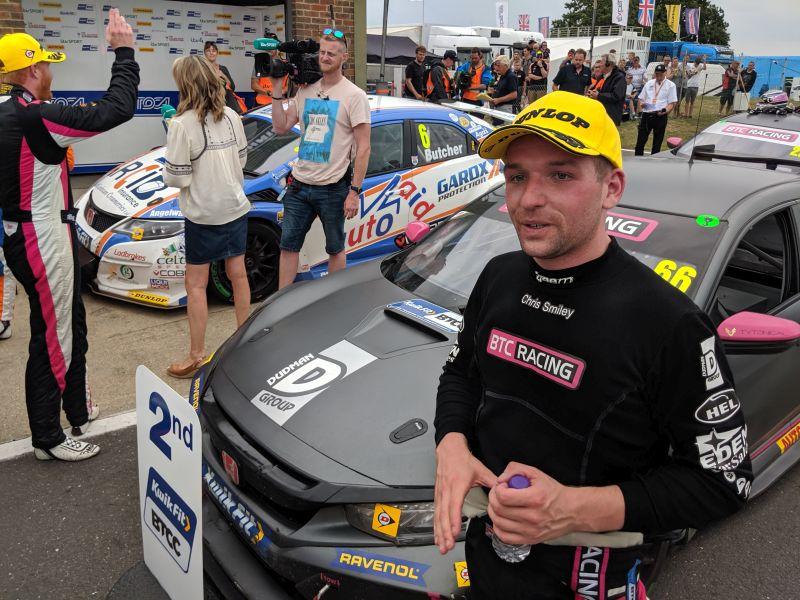Chris Smiley Snetterton
