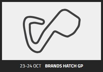 Brands Hatch 23rd - 24th October 2021