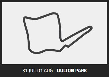 Oulton Park 31st July 1st August 2021
