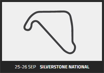 Silverstone National 25th - 26th September 2021