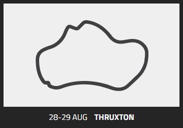 Thruxton 28th - 29th August 2021