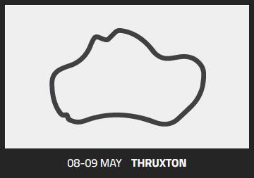 Thruxton 8th - 9th May 2021