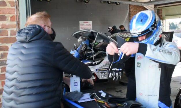 Ben Taylor Returns as Race Engineer