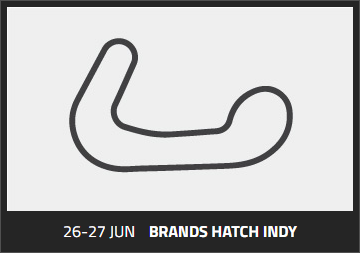 Brands Hatch Indy 26th 27th June 2021